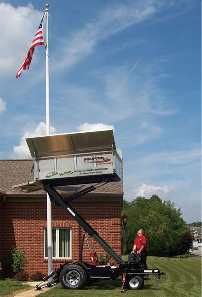 Roofers Buggy 171 Lifetime Gutters And More Decorah Iowa
